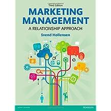 Marketing Management, 3rd edn: A Relationship Approach
