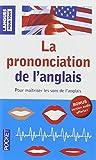 prononciation de l anglais