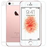 iPhone SE 5SE / iPhone 5 5S Tempered Glass Screen Protector, Nillkin Premium Oil Resistant Coated Tempered Glass Screen Guard Film for iPhone SE/5S, Anti-explosion [Life-Time Guarantee]