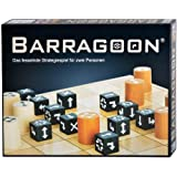 WiWa Spiele 790016 - BARRAGOON - The exciting strategy game for two players (2 players board game board games) - Winner MinD-Spielepreis 2016