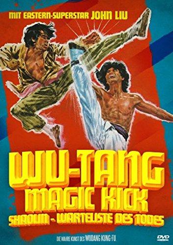 Wu-Tang Magic Kick: Shaolin - Warteliste des Todes [Limited Edition]