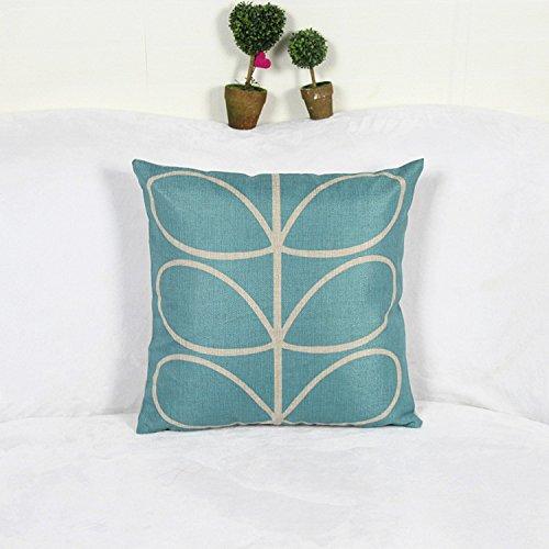 Cartoon di biancheria in cotone timbro di lino cuscino 44*44cm,luce