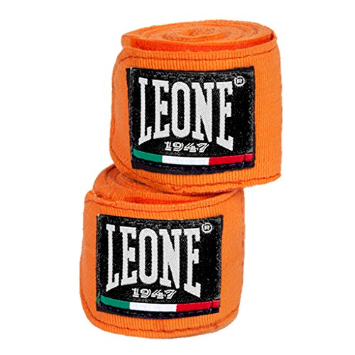 Leone 1947 AB705 Bendaggi, Arancione, 3,5 m