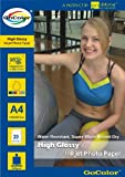 Gocolor High Glossy Inkjet Photo Paper 220Gsm A4 20 Sheets x 2 pack combo