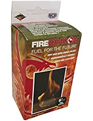 Fire Dragon 8309200 Lot de 6 Pastilles Mixte Adulte, Multicolore, 27 g