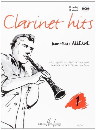 Clarinet hits Volume 1 (+ 1 cd)
