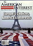 The American Interest  Bild