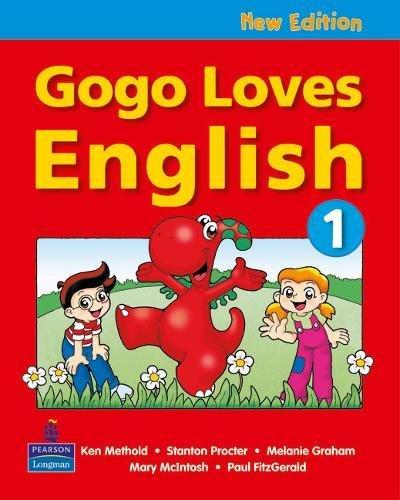 Gogo loves English. 1