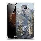 Head Case Designs Offizielle Luke Gram North Cascades I Tropisch Soft Gel Hülle für Huawei G8