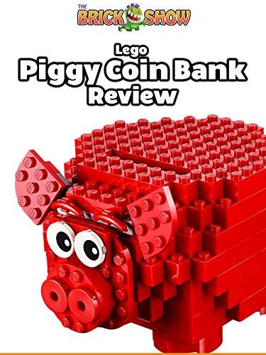 Review: Lego Piggy Coin Bank Review [OV]