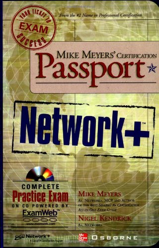 Mike Meyers' Network+ Certification Passport por Brian Schwarz