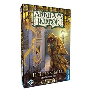 Giochi Uniti Juegos Unidos Juego de Mesa Arkham Horror El Rey de Amarillo