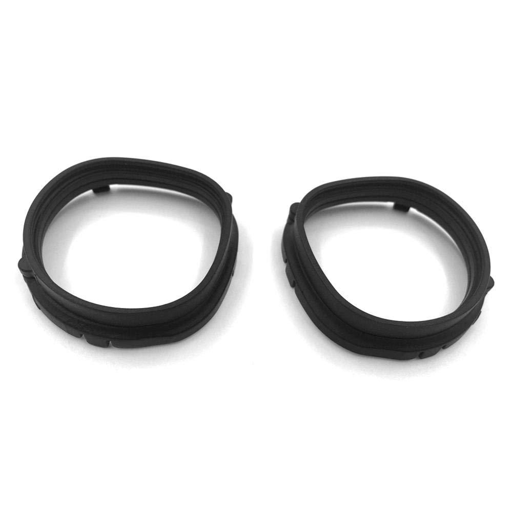 ningxiao586 Cadre de Lunettes magnétiques Compatible pour Casque Oculus Quest VR de réalité virtuelle Cadre de Protection de lentille Démontage Rapide sans lentille