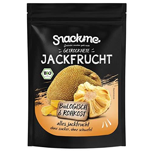 Bio getrocknete Jackfrucht Jackfruit getrocknet 1kg Rohkost ungeschwefelt ungezuckert sonnengetrocknet naturbelassen unbehandelt