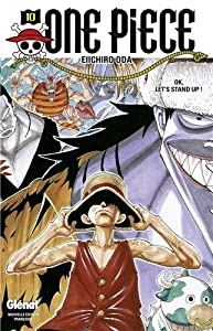 One Piece Edition originale OK, Let's STAND UP !