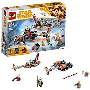 Lego Star Wars Swoop Bikes di Cloud-Rider,, 75215