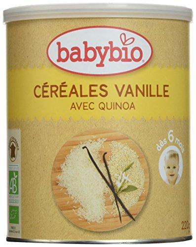 Babybio Cereales Vainilla