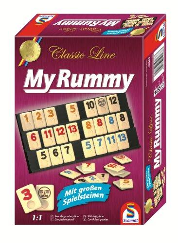 Schmidt Spiele 49086 - MyRummy