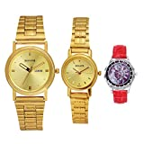 SONATA GOLDEN DIAL DAY N DATE WATCH FOR ...