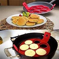 Vendedor GB antiadherente TORTITA PAN Filp desayuno hacer HUEVO TORTILLA Filp Herramienta