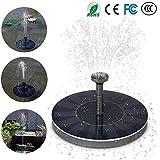 Flowing Wate Kreis-Garten-Solarwasserpumpe-Solarbrunnenpumpe, Solarbetriebene Wasserpumpe, Sich Hin- und Herbewegende Brunnen-Pumpe