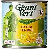 Géant Vert - Maïs Extra Tendre 300 g - Lot de 6