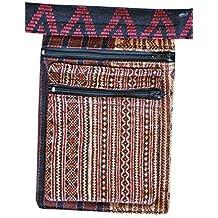 virblatt riñonera cáñamo étnica motivos hippies bolsa de cintura mochila ...