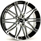 OXIGIN 14 Oxrock black full polish 8,5x19 ET40 5.00x120.00 Hub Bore 65.10 mm - Alu felgen