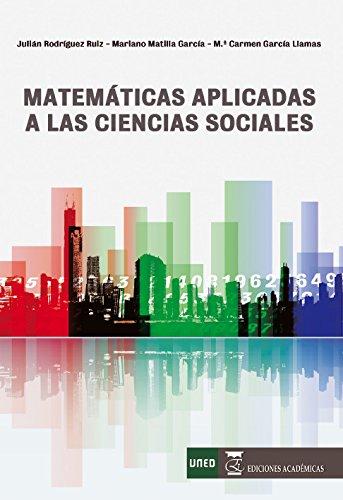MATEMÁTICAS APLICADAS A LAS CIENCIAS SOCIALES EJERCICIOS Y PROBLEMAS RESUELTOS