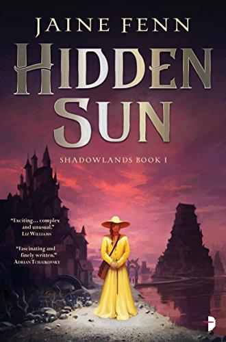 Hidden Sun: Shadowlands Book I (English Edition) (Sky Search Light)