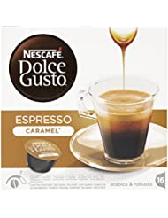 NESCAFÉ Dolce Gusto Espresso Caramel 16 Capsules 83,2 g