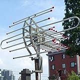 Best Outdoor Antenna Hdtv - Pesters (US STOCK)Pesters Outdoor Amplified HDTV Antenna-150 Miles Review