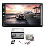 Bluetooth Kfz Stereo Audio-INDASH AUX Eingang Receiver SD/USB MP5Player