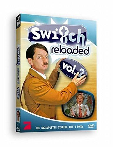 Switch reloaded Vol. 2 (2 DVDs) - Comedy Kracher Switch-dvd