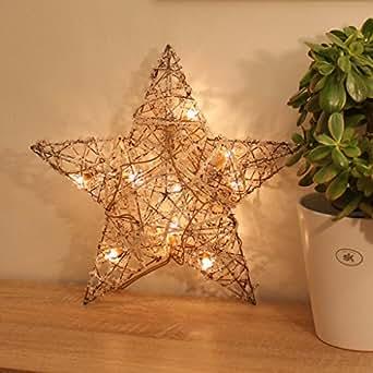 weihnachtsbeleuchtung innen weihnachtsstern beleuchtet. Black Bedroom Furniture Sets. Home Design Ideas