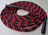 #4: US FITNESS 9MTR BATTLE ROPE