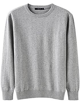 Los hombres suéter Pullovers o cuello suéter Normcore puentes hombre Macho invierno knitwear 4XL Otoño