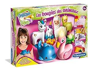 Clementoni - Creador de Velas Animales, 52403