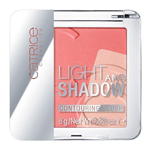 Catrice Rouge Light And Shadow Contouring Blush Orange 020 Paquet de 100 g
