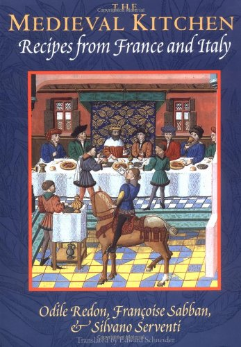 The Medieval Kitchen: Recipes from France and Italy por Odile Redon
