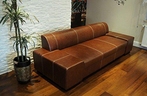 Super Lange Echtleder 3 Sitzer Sofa-180921145949