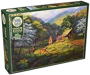 Cobblehill 80045 - Puzzle de 1000 Piezas, diseño de Campo