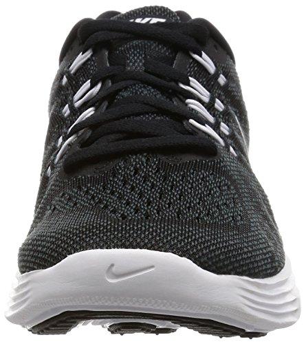 Nike Wmns Lunartempo 2, Chaussures de Running Femme Noir (Black/anthracite/white)
