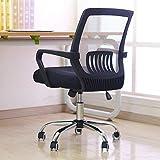 TDDT Stuhl-Computer-Stuhl-Haushalts-Nettostuhl-Personal-Stuhl-Stuhl-Aufzugs-Stuhl-Moderner Einfacher Bürostuhl-Drehstuhl-Haus Bequem,2