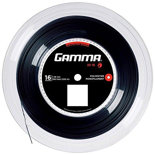 Gamma Sports iO 16g Tennis String Reel,