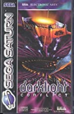 Darklight Conflict - Saturn - PAL