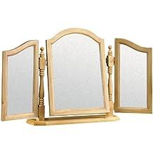 Suchergebnis auf f r spiegel dreiteilig - Amazon schminkspiegel ...