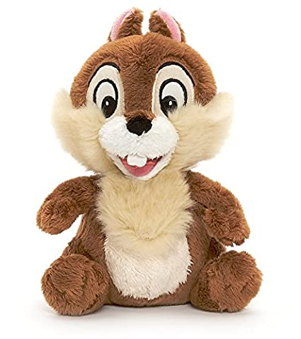 Disney, Chip n Dale, puces Mini Bean Bag Poupée Soft Plush