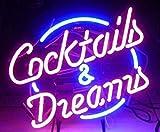 Cozyle Cocktails & Dreams Leuchtreklame 17
