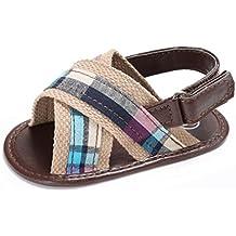Zapatos de bebé Switchali zapatos niño verano Recién nacido Niñas Cuna Suela blanda Antideslizante Zapatillas niños casual Calzado de deportes Sandalias para nina barato